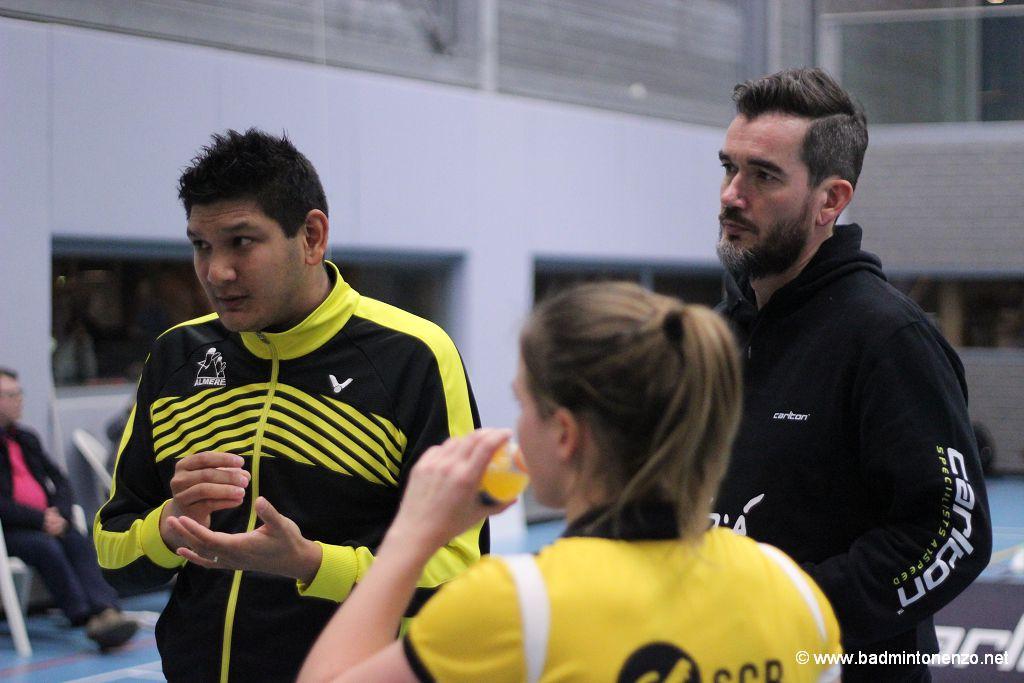 Dave Khodabux, Ilse Vaessen, Joris van Soerland