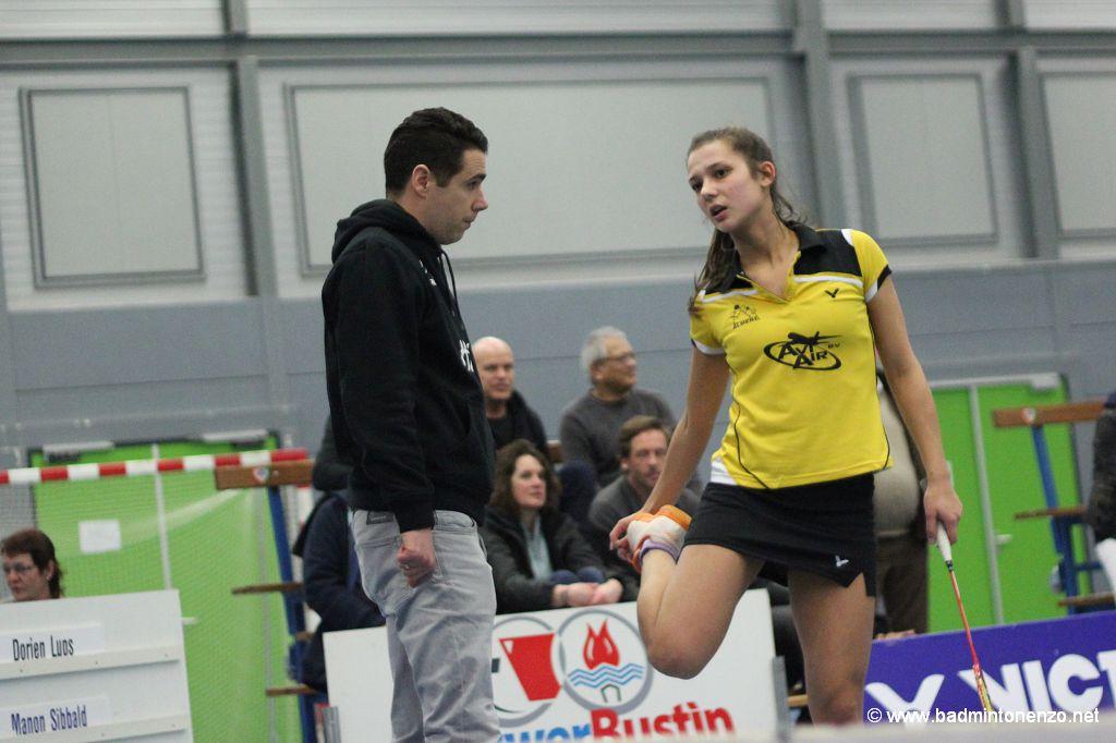 Joris van Soerland. Manon Sibbald