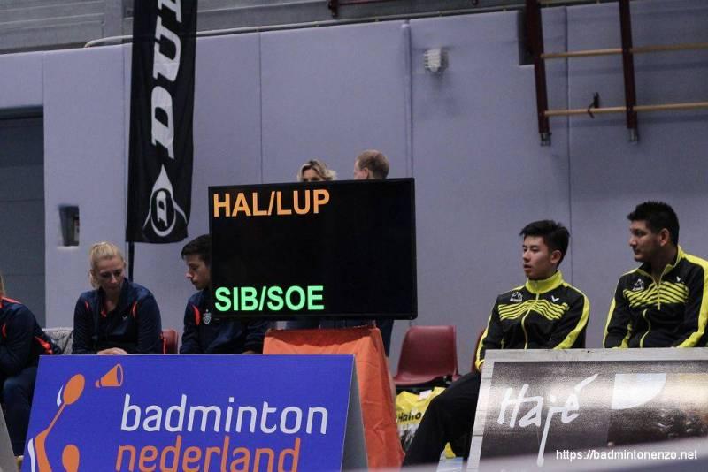 HAL/LUP tegen SIB/SOE