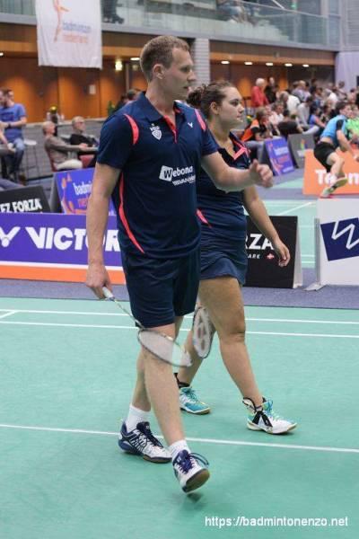 Myke Halkema en Jim Middelburg