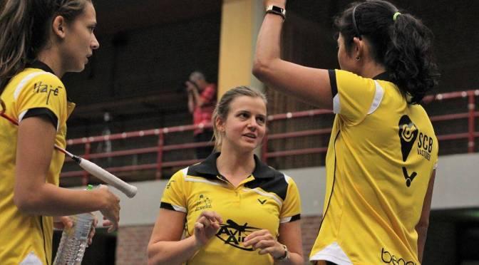 AviAir Almere wint met 6-2 bij Smashing, fotoalbum @BadmintonNLD