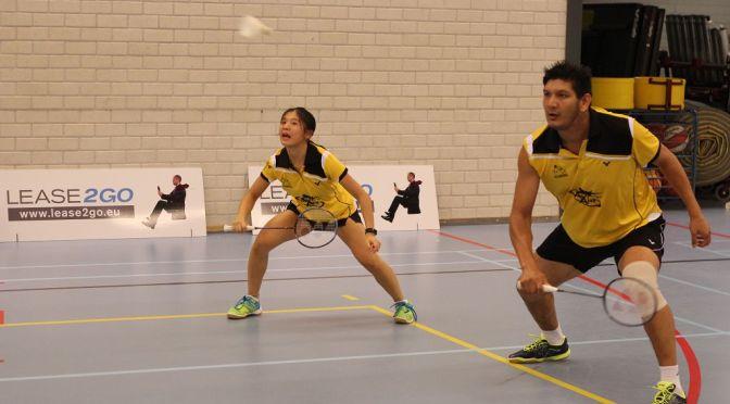 TSF Barendrecht – AviAir Almere fotoalbum @BadmintonNLD