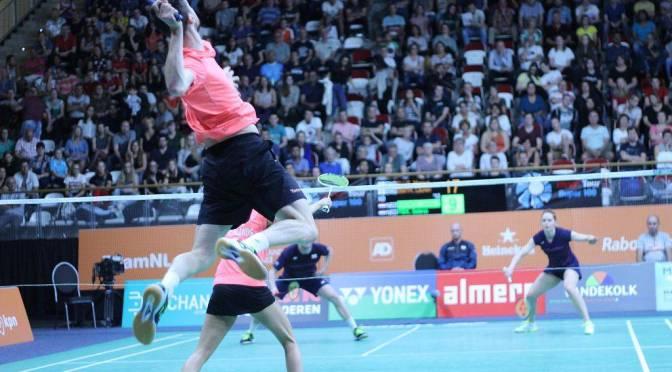 Fotogalerij Yonex Dutch Open 2018 dag 5 halve finales #Yonexdo @BadmintonNLD
