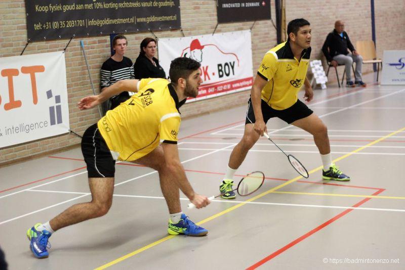 Aram Mahmoud, Dave Khodabux