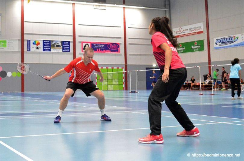 Gayle Mahulette, Geert Berghuis