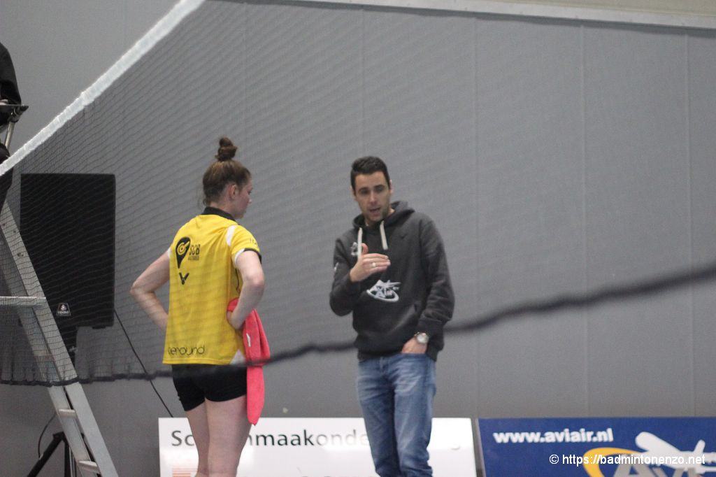 Judith van Cruchten, Erik Staats