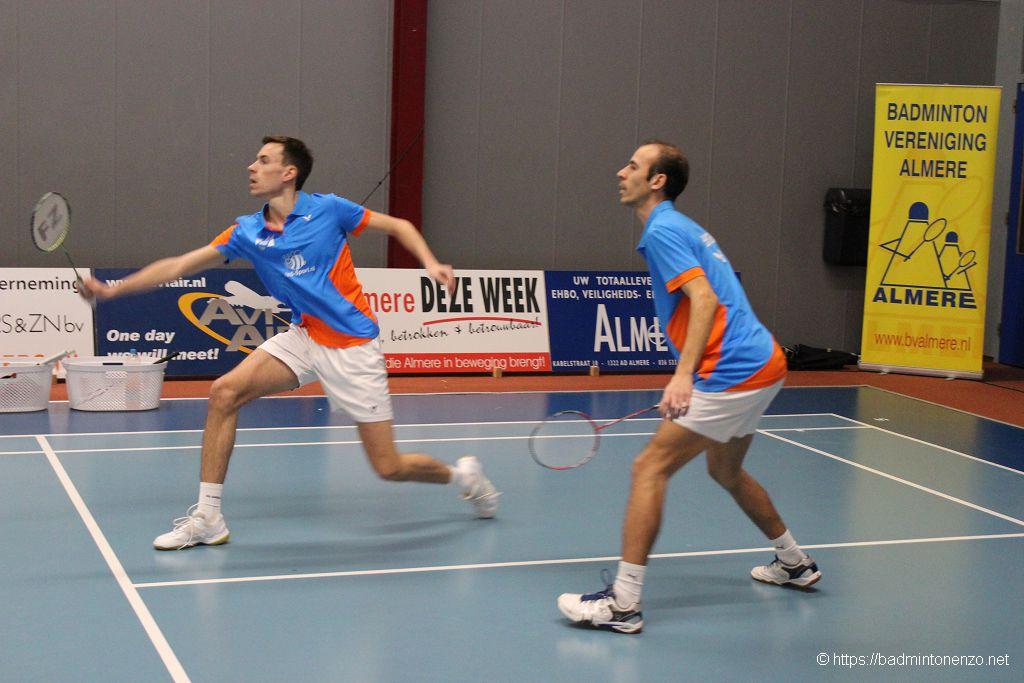 Niels Veenstra, Dave Veerman