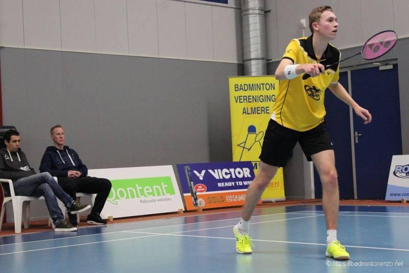 Erik Staats, Léon Nottelman, Dennis Koppen