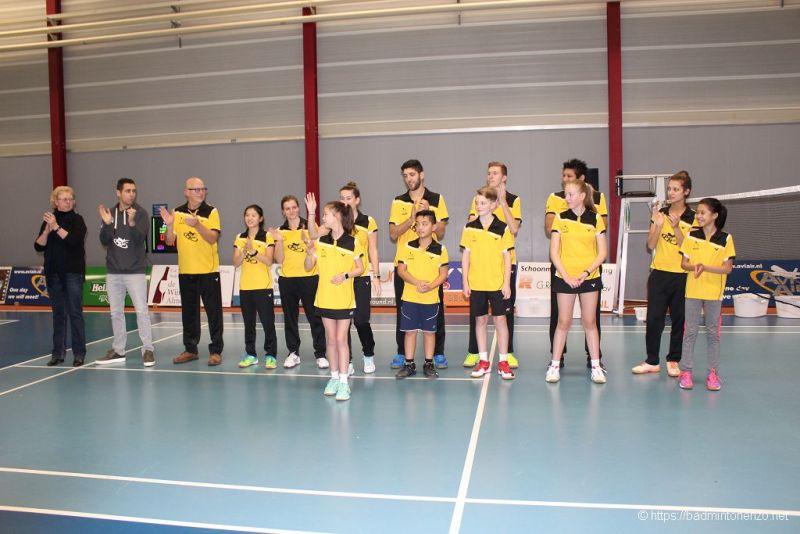 Team AviAir Almere en  BV Almere J4