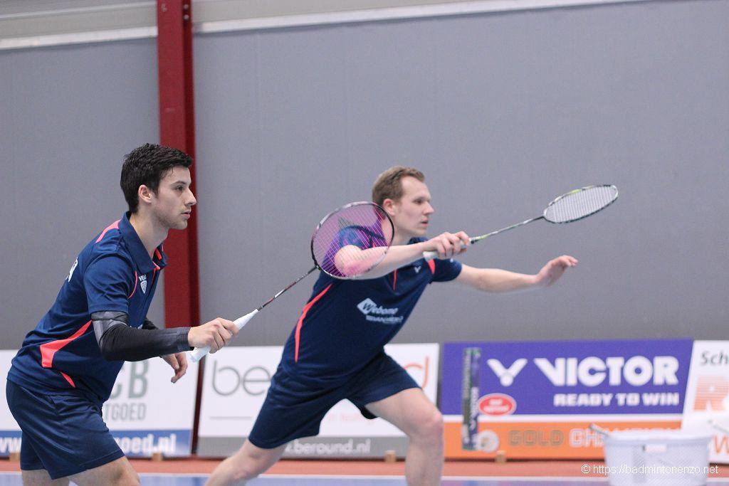 Alex Vlaar, Jim Middelburg