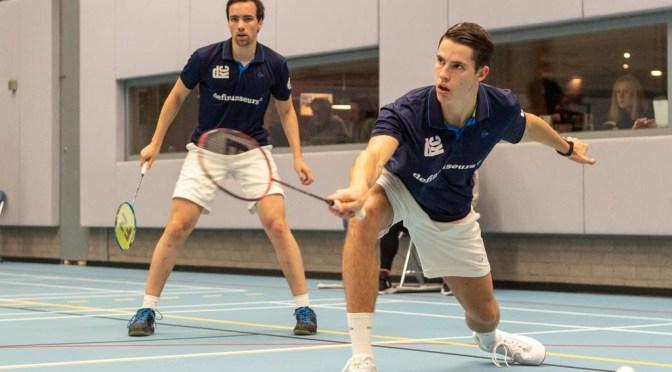 Fotoverslag @BCDKC – AviAir Almere 3-5 @BadmintonNLD