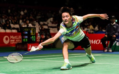 TOYOTA Thailand Open 2019 – Finals