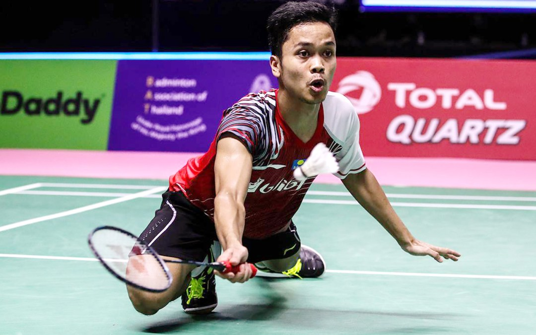 VICTOR China Open 2019 – Quarterfinals