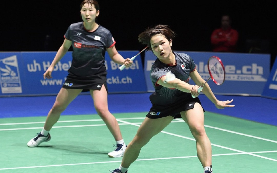 Can anyone stop the Japanese women's doubles?