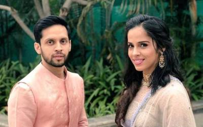 Wedding of the year: Saina and Kashyap tying the knots