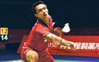 Daihatsu Yonex Japan Open 2019 – Semi-finals