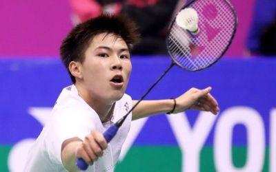Yonex Sunrise Hong Kong open 2019 – Finals