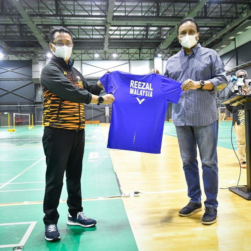 96413359 618436195438646 1427914049636041895 n - Hari ini saya telah membuat lawatan tinjauan ke Akademi Badminton Malaysia ABM bagi melihat sendir...