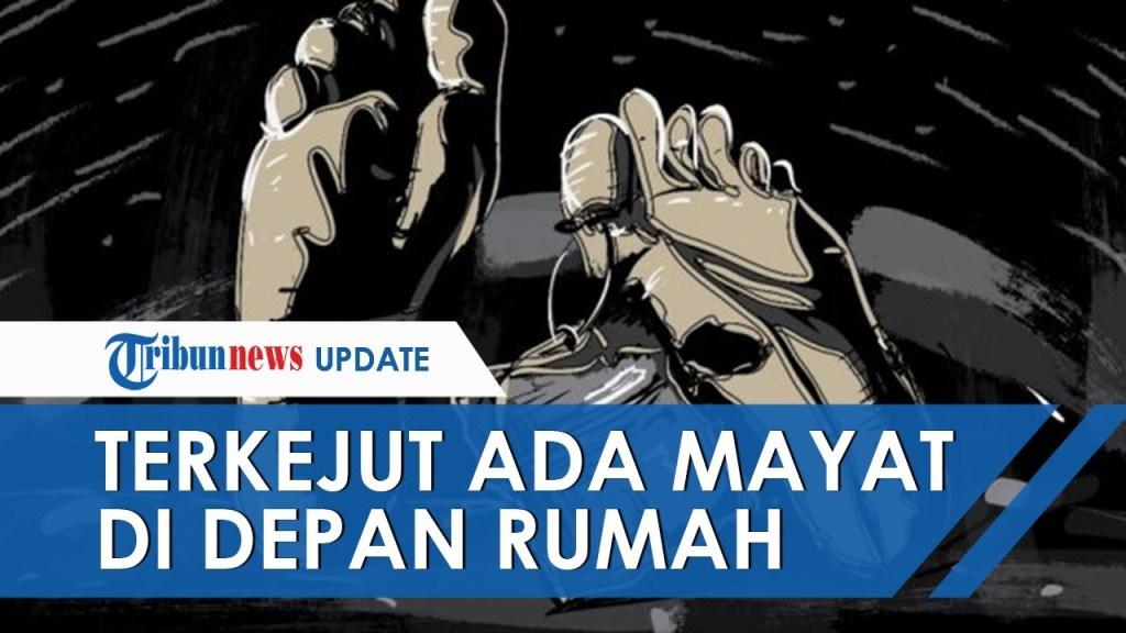 maxresdefault 36 - Pulang Bermain Badminton, Dua Remaja di Depok Terkejut Ada Mayat di Depan Rumah Mereka, Diduga ODGJ