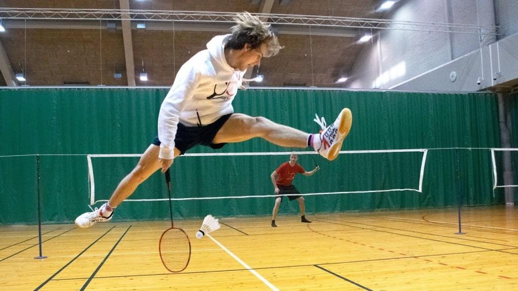 maxresdefault - Badminton Trick Shots