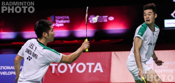toyota thailand open finals 2nd verse same as the first - TOYOTA THAILAND OPEN Finals – 2nd verse, same as the first!