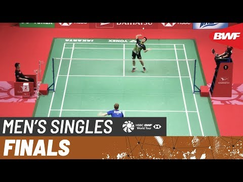 hqdefault 7 - F | MS | Anthony Sinisuka GINTING (INA) [7] vs. Anders ANTONSEN (DEN) [4] | BWF 2020