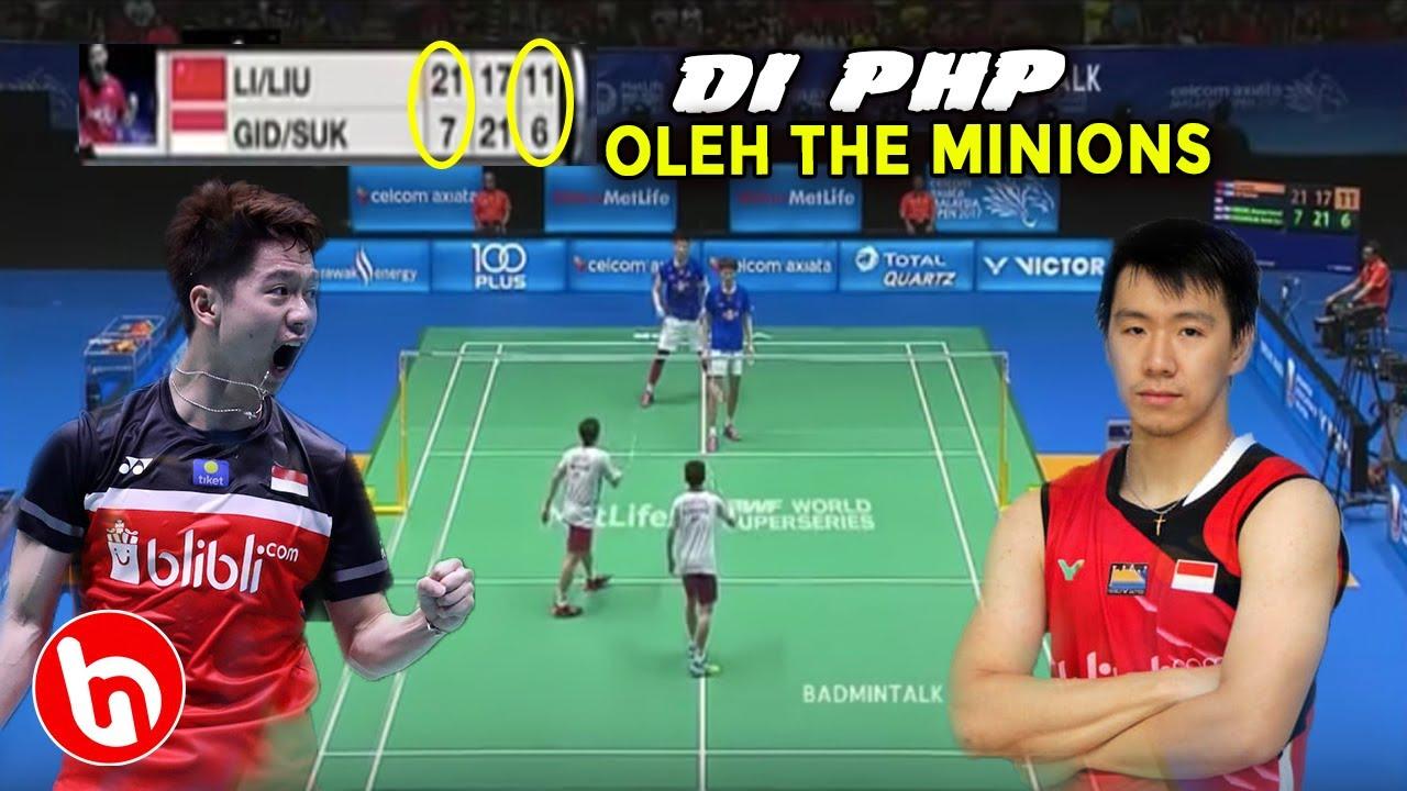 maxresdefault 56 - Ketika Lawan Sudah Yakin Menang, Ini Moment Epic Comeback Pemain Badminton Indonesia Bikin PHP Lawan