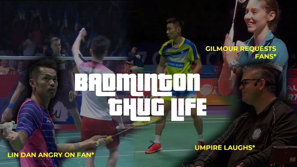 maxresdefault 67 - Badminton Thug Life | Savage Badminton Rallies | Savage & Thug Badminton Moments | God of Sports