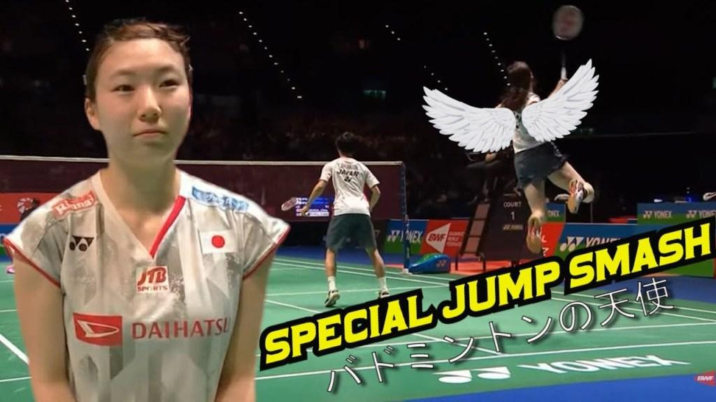 maxresdefault 79 - Arisa Higashino 東野有紗 The Angel of Badminton - Special Jump Smash