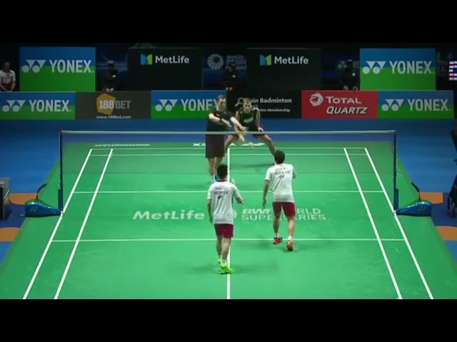 sddefault 8 - pertandingan paling Seru Gideon/kevin sanjaya (indonesia) vs Con/kol (Denmark) All England