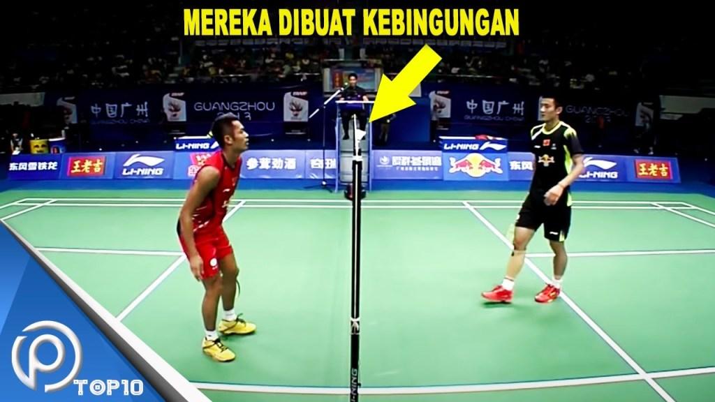 maxresdefault 21 - Sulit Terulang ! Inilah Momen Langka Dalam Badminton - Skill Akrobatik Hingga Kejadian Lucu