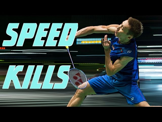 sddefault - Lee Chong Wei - Crazy Speed & SKILLS - The very best
