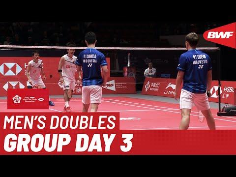 hqdefault 2 - Group A | MD | GIDEON/SUKAMULJO (INA) vs. KAMURA/SONODA (JPN) | BWF 2019