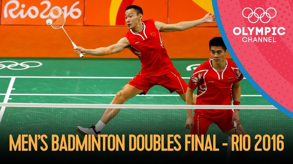 maxresdefault 23 - Men's Badminton Doubles Gold Medal Match 🇨🇳🆚🇲🇾 | Rio 2016 Replays