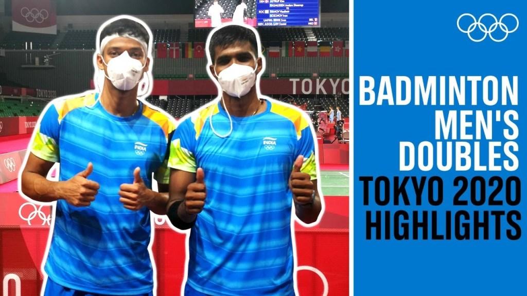 maxresdefault 28 - Shetty, Rankireddy pull off a thriller   Badminton   #Tokyo2020 Highlights