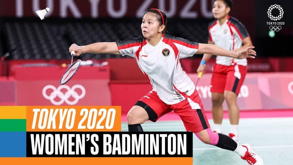 maxresdefault - Women's Doubles 🏸 Badminton Gold Medal Match| Tokyo Replays