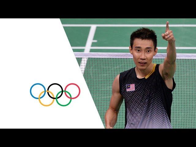sddefault 3 - Badminton Men's Singles Semifinal - Malaysia v China   London 2012 Olympics