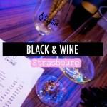 Bar Strasbourg vin