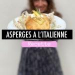Asperges et raviolis