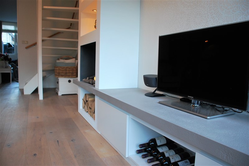 TV Haard meubel Ruby Fires  Jasper Badoux