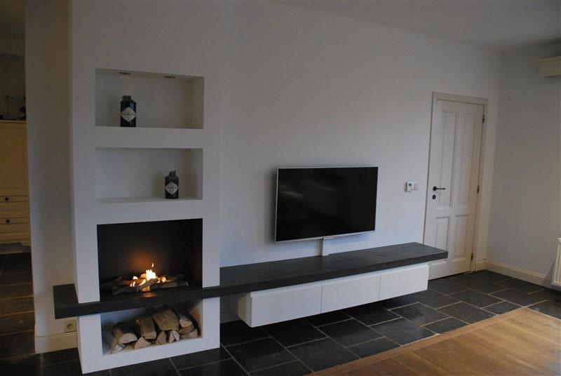 TV haard meubel Belgi  Jasper Badoux