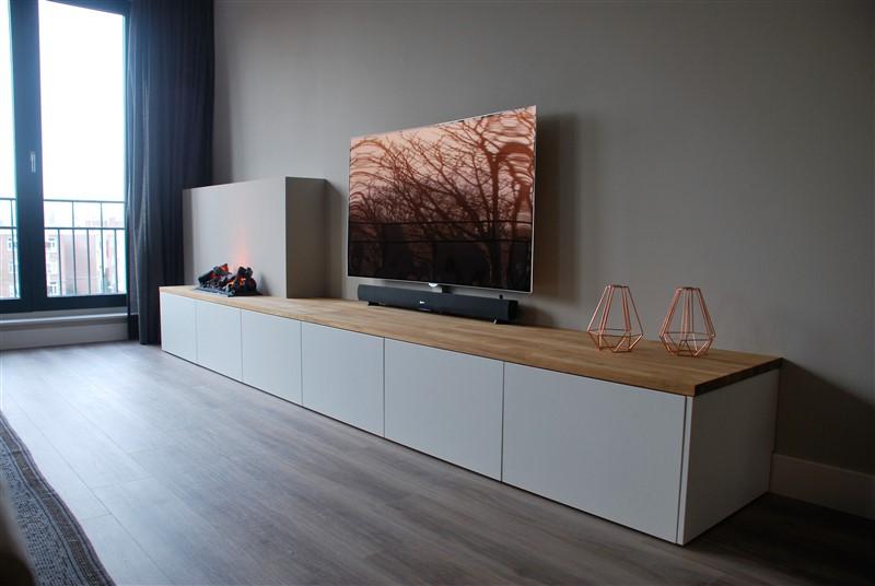 TV meubel eiken optimyst  Jasper Badoux