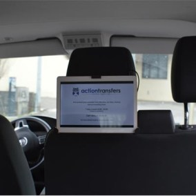 in-vehicle advertising