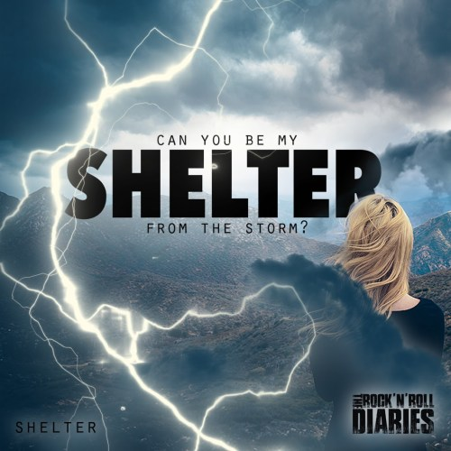 can you be my shelter? fan art, The RocknRoll Diaries, Jamie Scallion, The Script