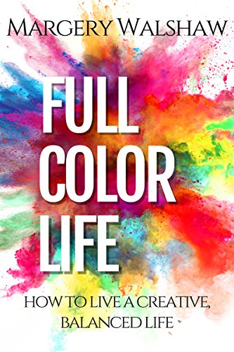 Full Color Life Margary Walshaw This is why I love Working with Indie Authors