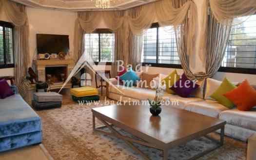 villa à vendre à Hay Riad