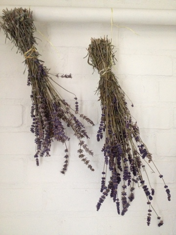 Lavendelzakjes zelf maken, DIY.