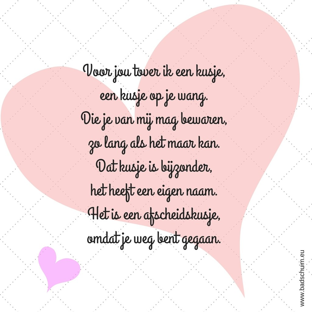 Extreem Super Gedicht Afscheid Juf Peuterspeelzaal @AQP13 - AgnesWaMu @RR68