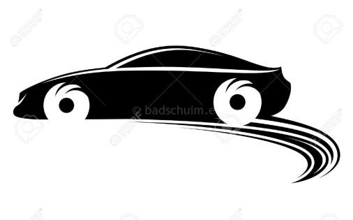 Porsche schilderij_blog badschuim.eu_ op basis van silhouette