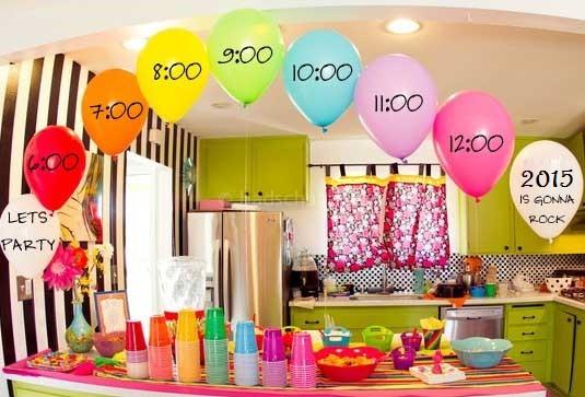 Oud & nieuw feest ideetjes voor kids